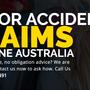 Motor Vehicle Accident Claim Lawyers