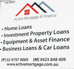 Active Mortgage & Finance - Ashfield, NSW, Australia