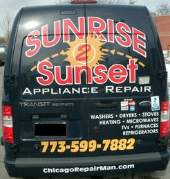 Sunrise 2 Sunset Appliance Repair - Chicago, IL, USA