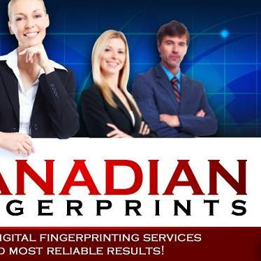 Canadian Fingerprints - Toronto, ON, Canada